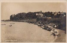 RYDE ( Isle of Wight) : Canoe Lake RP-W.HG.S. 'Kingsway' series