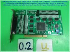 Advantech PCI-1733, 32-ch Isolated Digital Input PCI Card as photo, sn:4042, Pro