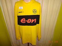 "Borussia Dortmund Original gool.de Langarm Trikot 2002/03 ""e-on"" Gr.XXL"