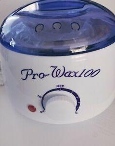 SALON PRO 100. Wax Melter. Beauty Waxing.