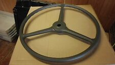 Jeep Willys M38 M38A1 MB GPW Solid  OD Green steering wheel NOT Painted 800737
