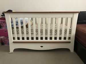 Boori premium cot (converts to double bed): Bargain price