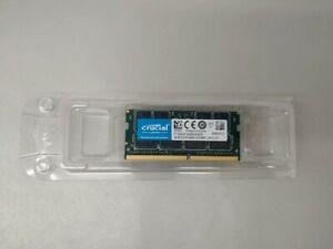 Crucial by Micron 16GB DDR4-2666 SODIMM, CT16G4SFD8266