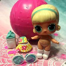 Lol Surprise Big Sis Retro Club Go Go Gurl Series 3 Confetti Pop # 018 ��