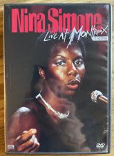 Nina Simone - Live at Montreux 1976 (DVD, 2005) MINT
