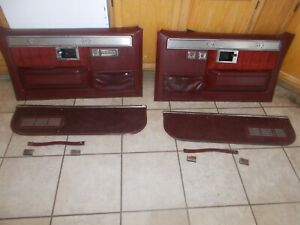 Interior Door Panels Parts For Chevrolet K5 Blazer For Sale Ebay