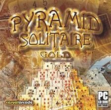Pyramid Solitaire Gold  12 of the most popular pyramid solitaires  XP Vista 7 8