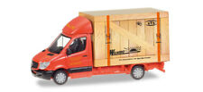 Herpa 093286  - 1/87 Mercedes-Benz Sprinter Koffer - Spedition Wirtz - Neu