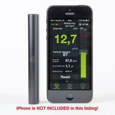 Radiation Detector | Scintillator CsI 8*8*50 Crystal, Bluetooth, iOS & Android