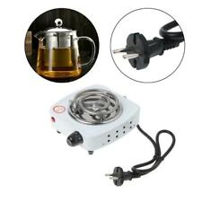 500W Electric Stove Cooking Appliances Portable Warmer Hot Plate Burner Travel