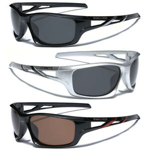 Polarized Sport Sunglasses for Men Fishing Golf Driving Surf Anti-Glare Glasses
