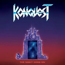KONQUEST - The Night Goes On (NEW*LIM.500*EPIC METAL*HEAVY LOAD*VISIGOTH)