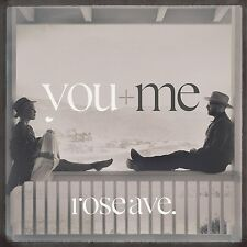 YOU & ME (PINK) - ROSE AVE – NEW CD ALBUM