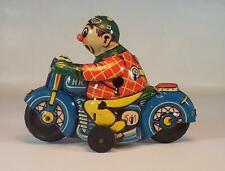 Huki Hubert Kienberger HK 561 Blech Motorrad mit Fahrer Tin Toy 50/60er Jh #1770