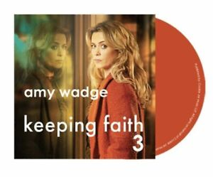 Amy Wadge 'Keeping Faith : Series 3' (Soundtrack) CD (7th May 2021)
