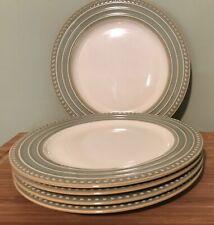 Dansk Reactic Sage Luncheon Plates (5)