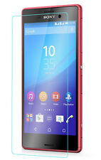 Tempered Glass Screen Protector 9H 0.25mm Hardness for Sony Xperia M4 Aqua