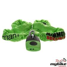 Bikeit LOCM003 Motorcycle Bike Mammoth Square Chain 1.8M With Shackle Lock