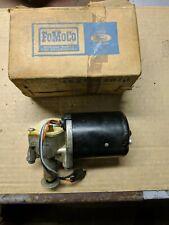 NOS 1966 Ford LTD Galaxie Custom Windshield Wiper Motor C6AZ-17508-A