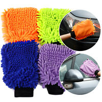 4 Pcs Car Kitchen Household Home Cleaning Cloth Duster Small Glove Towel
