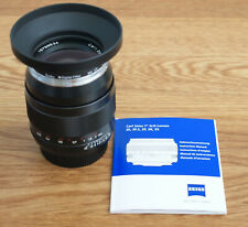 Zeiss Distagon 2/35 ZE for Canon EF