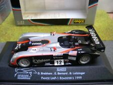 1/43 Onyx XLM033 Panoz LMP-1 Roadster S Brabham/Bernard/Leitzi. 24h Du Mans '99