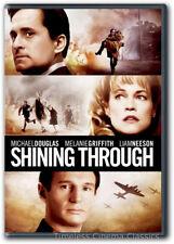 Shining Through DVD New Michael Douglas Melanie Griffith Liam Neeson