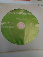 Alpha Omega Switched On Schoolhouse World Geography Disc homeschool