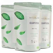 100% Bio Ilex Guayusa Tee - 300g - das Wunder aus dem Urwald Ecuadors - MACOJO