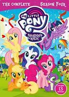 My Little Pony Friendship is Magic: The Complete Season Four [DVD][Region 2]