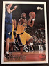 1996 Kobe Bryant  Topps #138 Lakers RC Rookie Card .