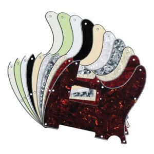 NEW FD Tele Guitar Humbucker Pickguard 8-hole Telecaster Style Scratch Plate