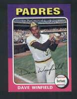 1975 Topps #61 Dave Winfield NM/NM+ Padres 114659