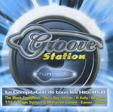 Fun Radio : Groove Station (CD)