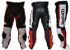 Pantaloni Tuta Giubbotto Pelle Moto DUCATI Monster R/N
