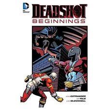 Deadshot: Beginnings, , Yale, Kim,Ostrander, John, Very Good, 2013-11-05,