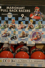 Nintendo Super Mario Bros. MarioKart Wii Pull Back Racers 1 Random & Sealed Ball