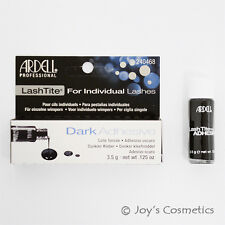 1 ARDELL LashTite For Individual Lashes Adhesive (glue) 3.5g - Dark  *Joy's*