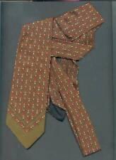 Cravate Homme type soie polyester sans marque TBEtat