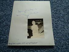 MADY RAHL u. EVA PFLUG  signed Autogramm In Person RAUMPATROUILLE ORION