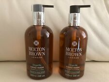 Molton Brown 2 x 300ml Gingerlily Hand Wash BRAND NEW