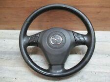 Mazda 5 CR  2,0 D Lenkrad Lederlenkrad (4)