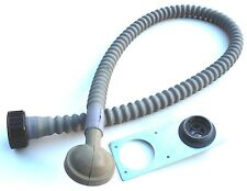 CZECH ARMY HOSE FOR M10 GAS MASK