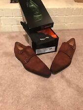 Magnanni Double Monk Dress Shoes size 11