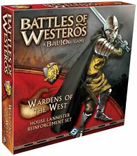 Battles of Westeros Wardens of the West House Lannister Reinforcement NEW SEALED