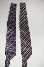 lot of 2 lorenzo cana ties
