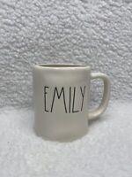 New Rae Dunn EMILY Mug