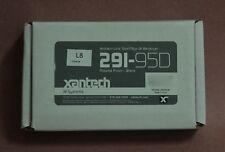 Xantech 291-95D Hidden-Link Shelf Top IR Receiver Plasma Proof Black