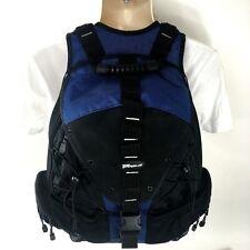 """TARGUS 16"""" Sport Deluxe Laptop Backpack #TSB312 Blue Black"""