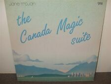 Jane Trojan . The Canada Magic Suite . Canadian Artist . LP